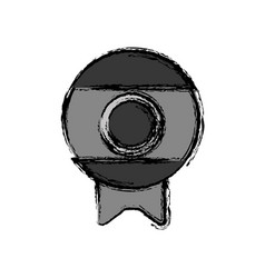 Web cam device icon vector