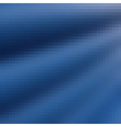 pixel wave curtain blue gradient background vector image