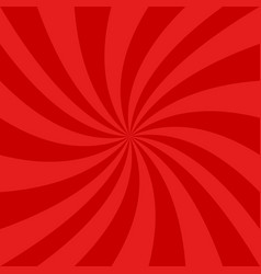Red spiral design background - graphics vector