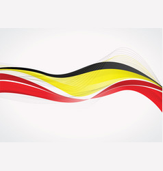 Belgium flag background vector