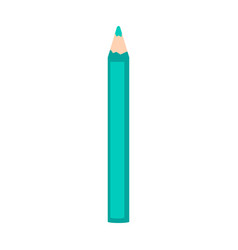 color pencil icon vector image