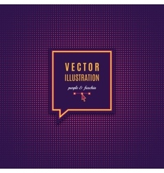 Purple fuschia abstract light background Magenta vector image