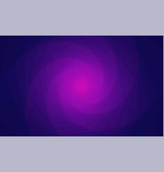 abstract spiral hexagon vector image