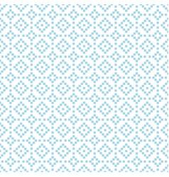 Geometric shape background seamless pattern vector