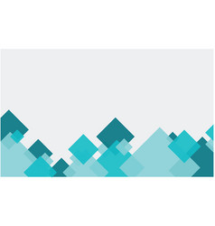 collection of abstract background square design vector image