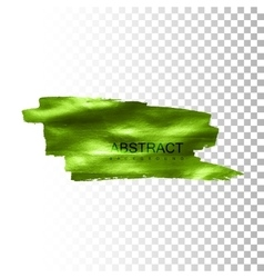 Glowing paint stain banner vector image vector image