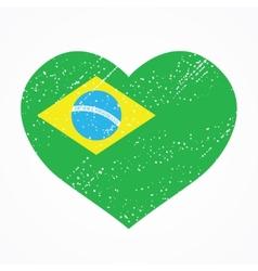 emblem of Brazil vector image