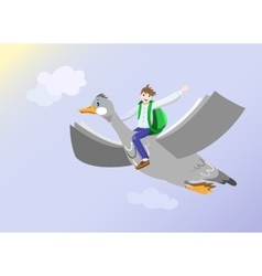 Back to Knowledge Flight vector