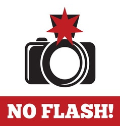 noflash1 resize vector image