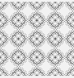 seamless pattern modern decorative design vector image