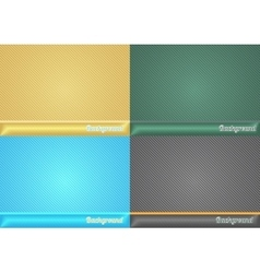 Set abstract background for presentation vector