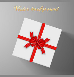 elegant festive invitation template vector image