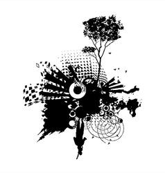 Father Son Fantasy Concept vector image vector image
