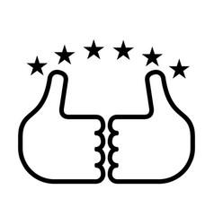 civil union logo vector image