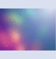 abstract geometric blured violet background vector image