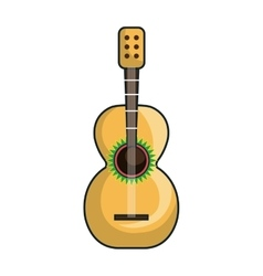 Guitar instrument musical vector