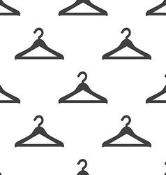 Hanger seamless pattern vector