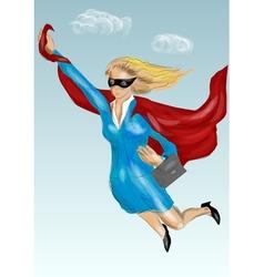 Businesswoman vector