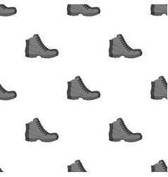 Grey men shoes oxfords casual shoes for autumn vector