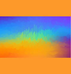 vivid color abstract background dynamic texture vector image