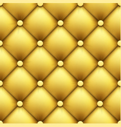 seamless pattern retro luxury background leather vector image