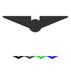 Aviation flat icon vector