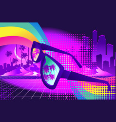 Retro party wave vector