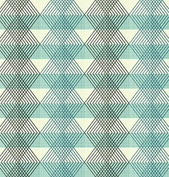 abstract twill seamless pattern vector image vector image