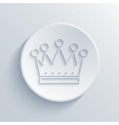 modern light award icon vector image vector image