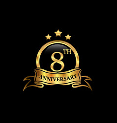 Anniversary 8th Logo Vector Images (over 140)