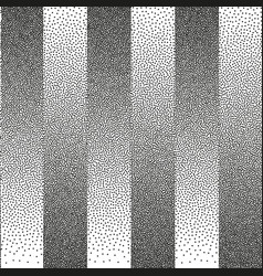 horizontal seamless halftone stipple gradient vector image