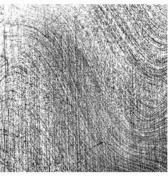 metal texture grinded vector image