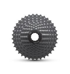 realistic bike cassette vector image vector image
