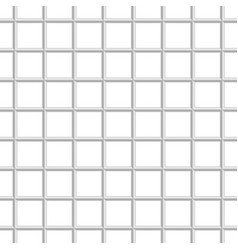 steel grid background vector image
