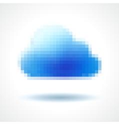 Pixel cloud1 vector