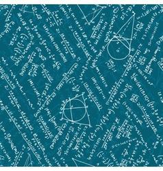 Seamless pattern - Math EPS 10 vector