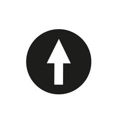 arrow cursor icon vector image