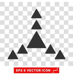 Direction Triangles Round Eps Icon vector