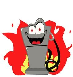 Evil gas vector