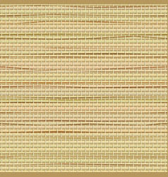 wicker seamless pattern realistic highly vector image