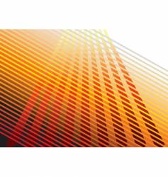 Abstract diagonal background with streaks vector
