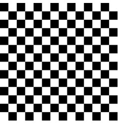 Checkered chequered seamless pattern squares vector