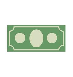 Money sign dollar symbol cash emblem financial vector