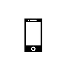 phone device icon isolated vector image
