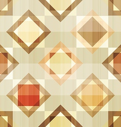 abstract rhombuses seamless texture vector image vector image