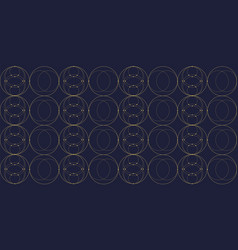 Abstract geometric pattern geometric decorative vector