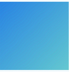 blue wave abstract background vector image
