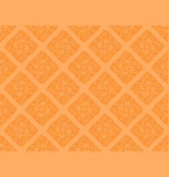 Seamless pattern for traditional kurta pajamas vector