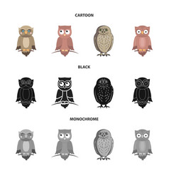 Animal and tattoo sign vector