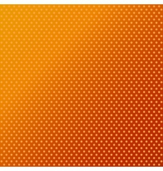 Simple orange background vector